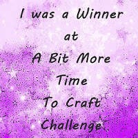 A Bit More Time To Craft - Random Winner
