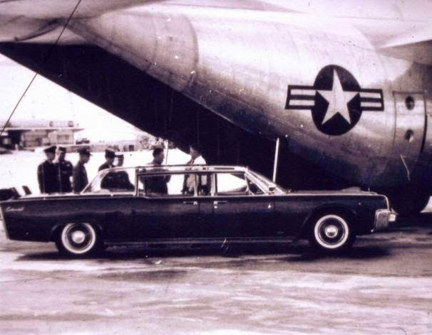 JFK bubbletop 1961