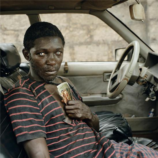 Pieter Hugo Nollywood