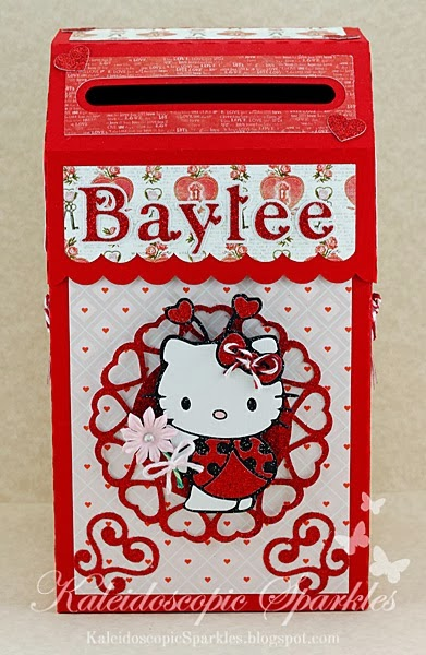 http://kaleidoscopicsparkles.blogspot.com/2014/01/hello-kitty-mailbox-and-mini-valentines.html