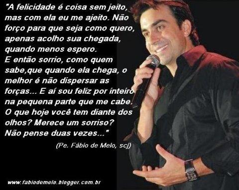 Frases Padre Fabio De Melo Tumblr