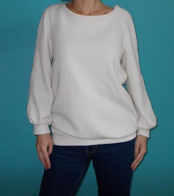 bluza pikowana