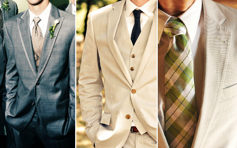 Wedding Wednesday: Buying Suits vs. Renting Tuxes - The Things We ...
