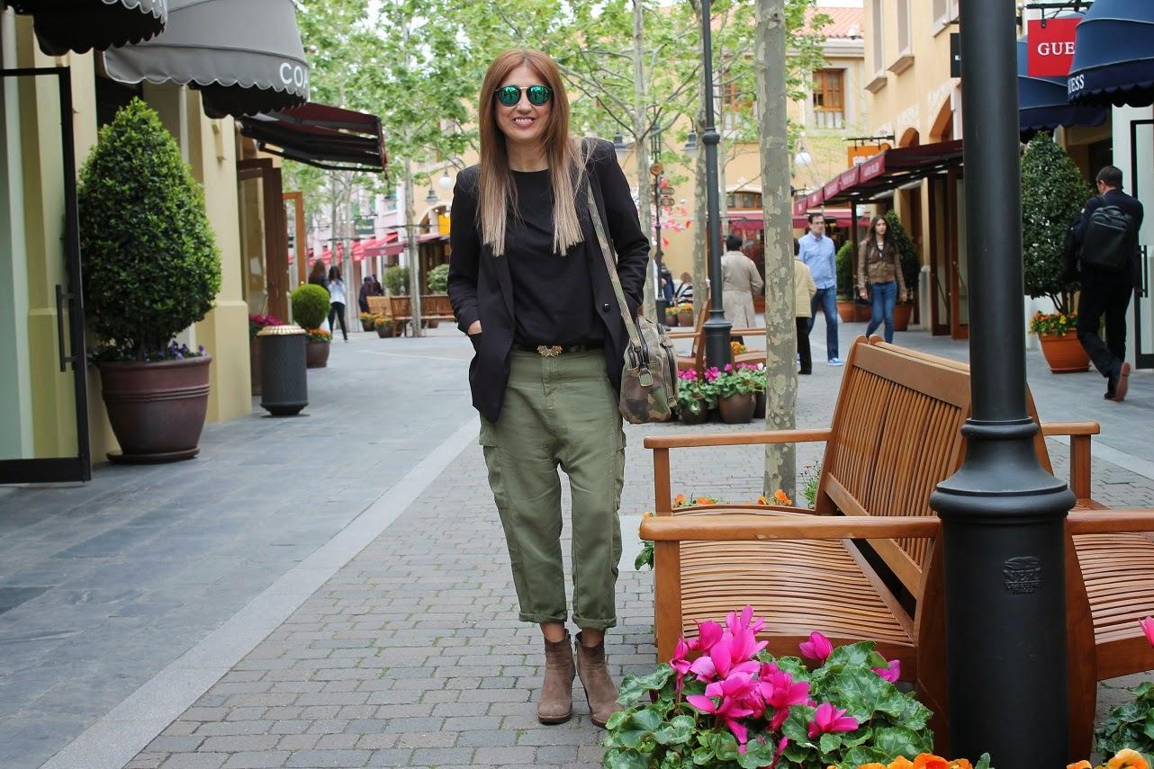 Las Rozas Villages, El Bulevar del Arte, Diálogo entre moda y arte, Style, Fashion Blogger, Carmen Hummer