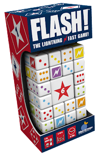 Flash - Another Winner of a Children's Game from Blue-Orange