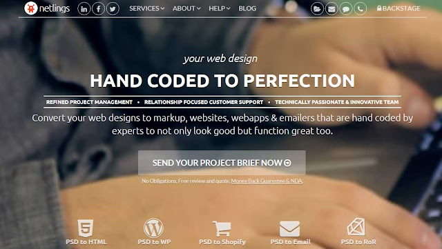 27 Best PSD to HTML Services for Your Projects