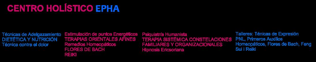 Centro Holístico Epha
