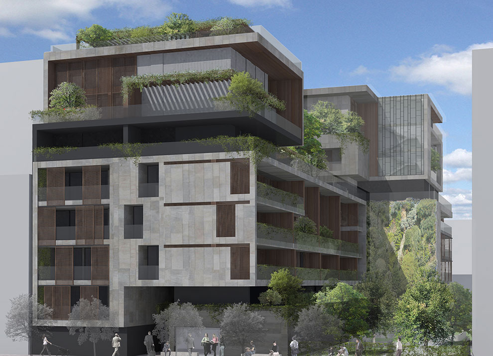 Zona giambellino nuova residenza in via metauro - Residenze di porta nuova ...
