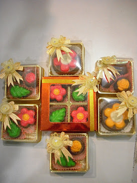 Chocolate Praline (door gift)