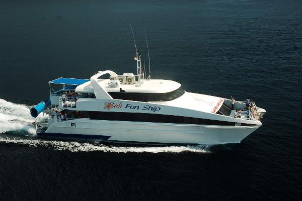 Bali Fun Ship Lembongan Day Cruise Package - Bali, Cruises, Activities, Holidays, Attractions