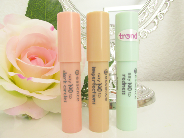 essence Say NO to Colour Correcting Concealer Dark Circles, Imperfections, Redness Neuheiten Herbst 2014