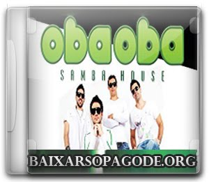 CD Oba Oba Samba House - Ao Vivo (2012)
