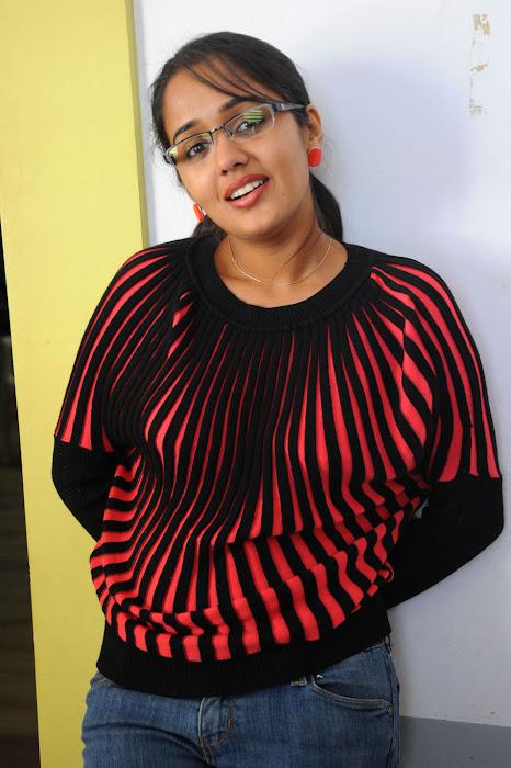 ananya from journey movie sucessmeet, ananya actress pics