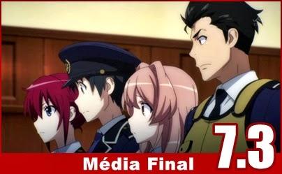 Média Final: 7.3