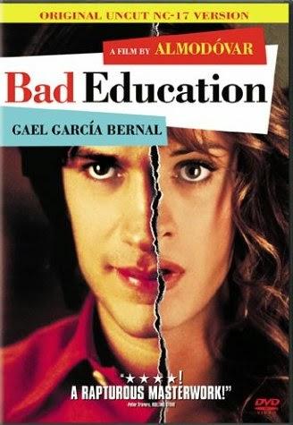 La mala educación, film