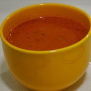 Sopa-creme de Tomate