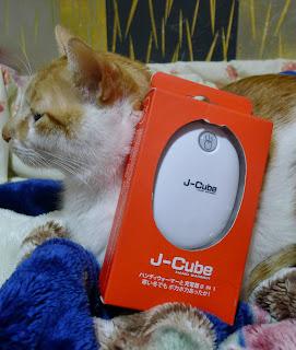 (買一送一)無懼寒冬我有J-Cube流動充電器暖手蛋