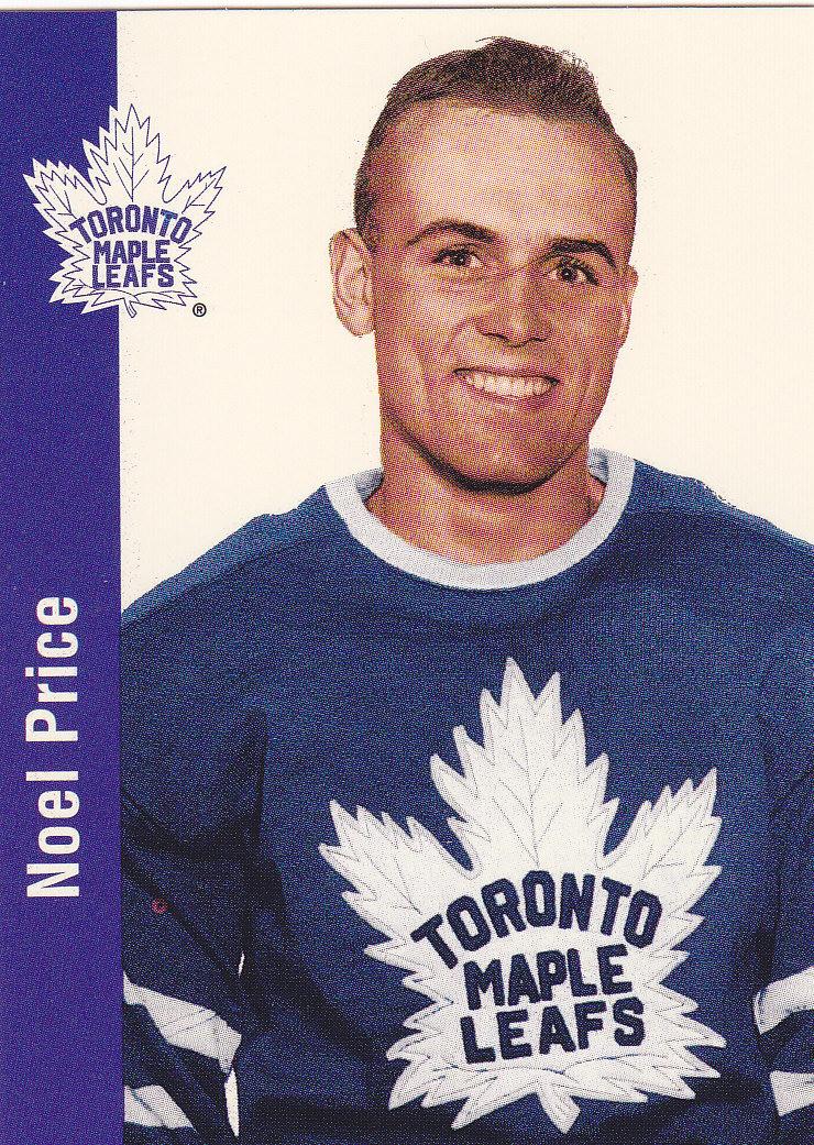 Vintage Leaf Memories - Michael Langlois: The Maple Leafs ...