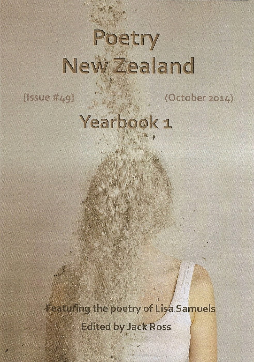 Poetry NZ Yearbook 1