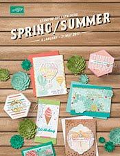 Spring Summer Catalogue 2017