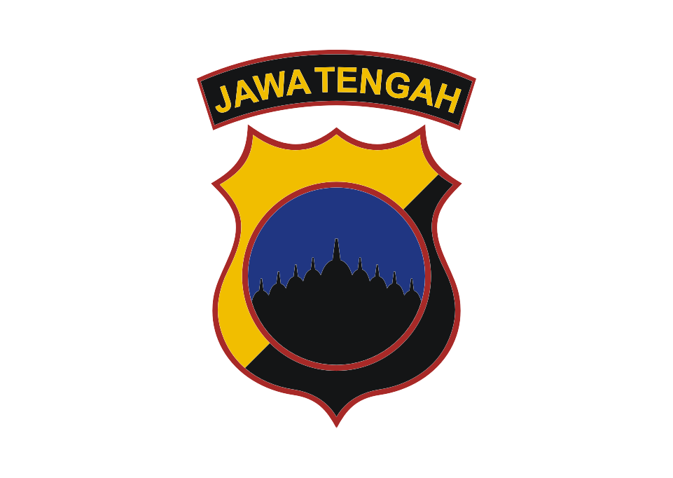 Download Logo Polda Jawa Tengah Vector