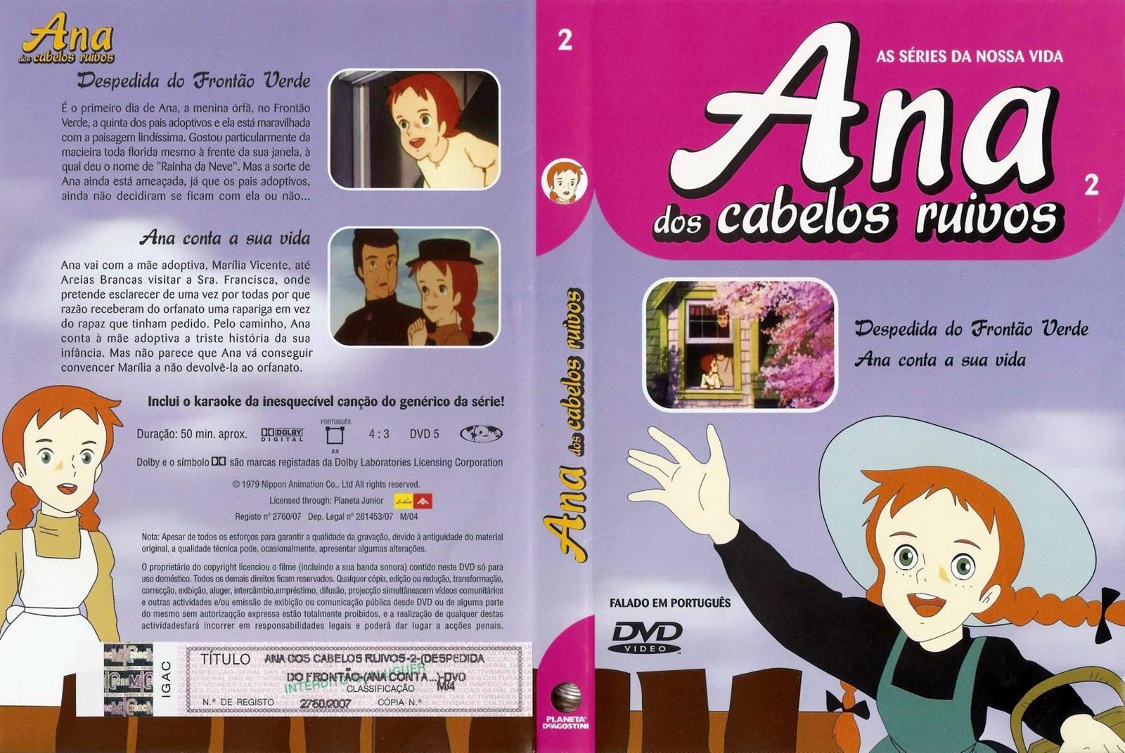 Ana dos Cabelos Ruivos Vol.1 A 25  PT-PT Ana+Dos+Cabelos+Ruivos+Vol+2