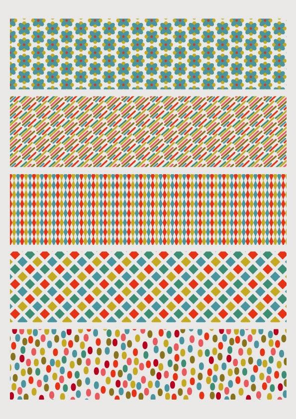 Patterns by Pattern Jots by Maike Thoma 2014