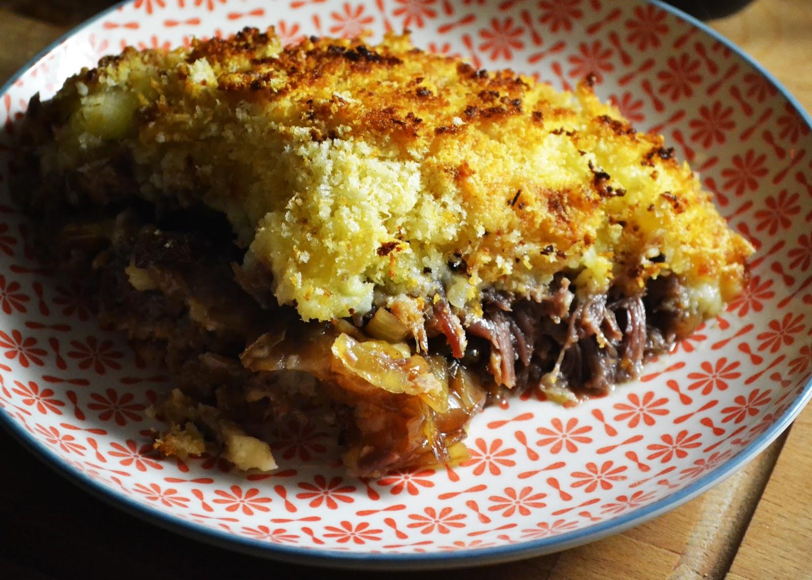 Crumble de pommes de terre et de canard blogs de cuisine - Blog cuisine originale ...