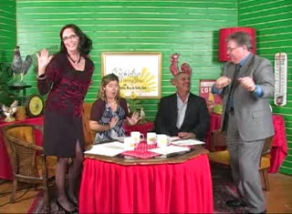 "Stunned Cocklebur Morning Show ""guest hosts"" welcome back Bobby Ray & Sally Sue!"