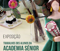 ESTREMOZ: EXPOSIÇÃO DE TRABALHOS DA ACADEMIA SENIOR