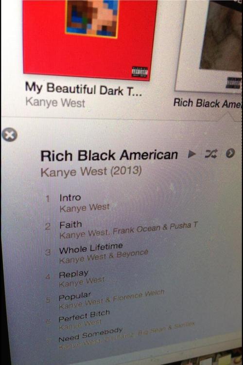 Rich Black American
