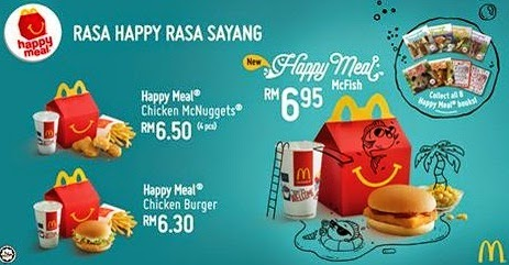 HIGHLIGHTS - NEW HAPPY MEAL!!!