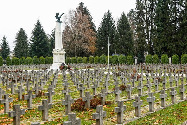 Italijansko vojno pokopališče