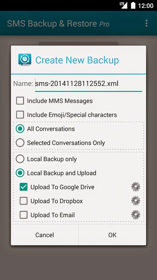 SMS Backup & Restore Pro v7.42