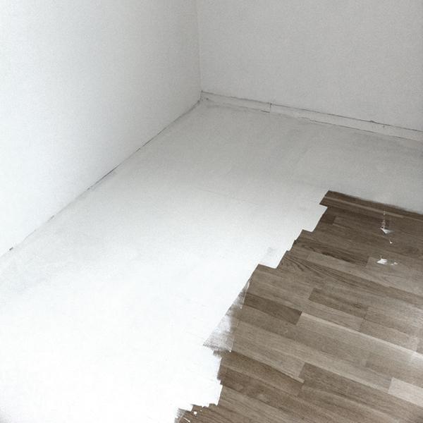 Klikgulv ovenpå gammelt gulv