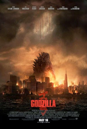 Godzilla - Poster | A Constantly Racing Mind