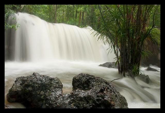 thác suối tranh phú quốc
