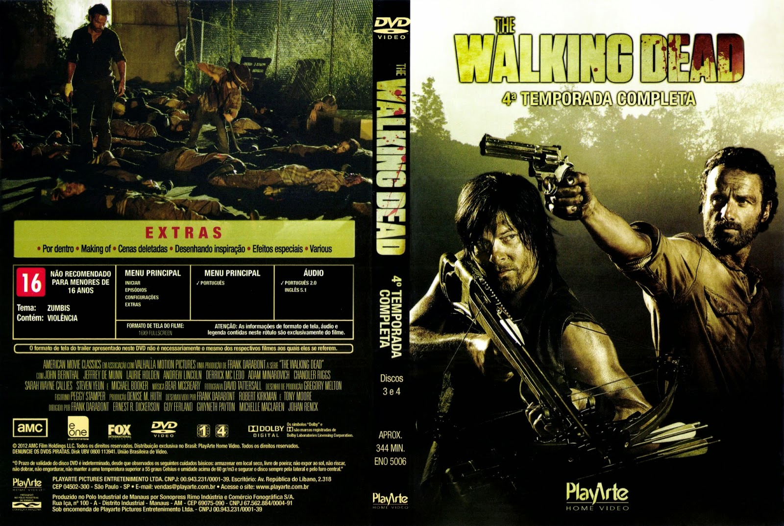 Walking Dead Temporada 7 Completa