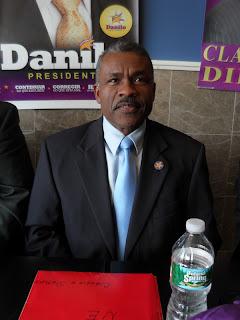 Candidata a Diputado Claudio Perez cuenta con los votos necesarios para salir electo en las primarias internas del Partido de la Liberación Dominicana