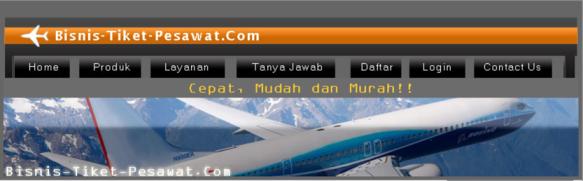 Bisnis Tiket Pesawat Termurah