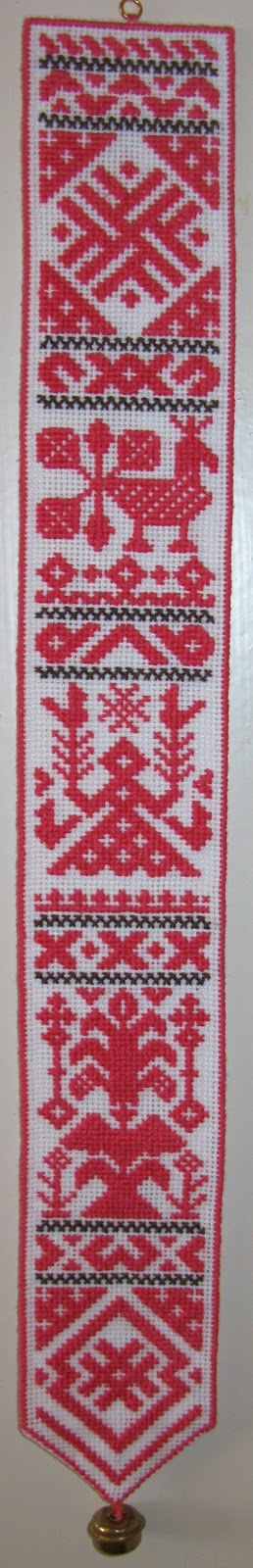 Лента оберег для вышивки