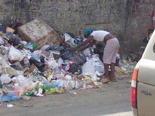 Pobreza na comunista Venezuela