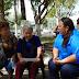 Vecinos de Santiago piden a Yahayra Centeno más seguridad y vigilancia
