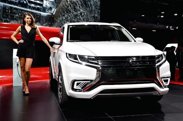 2017 Mitsubishi Outlander Sport Plug-in Hybrid Price Redesign