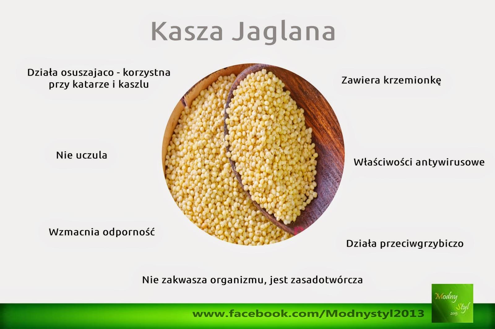 Kasza jaglana - właściwości i przepis na sałatkę