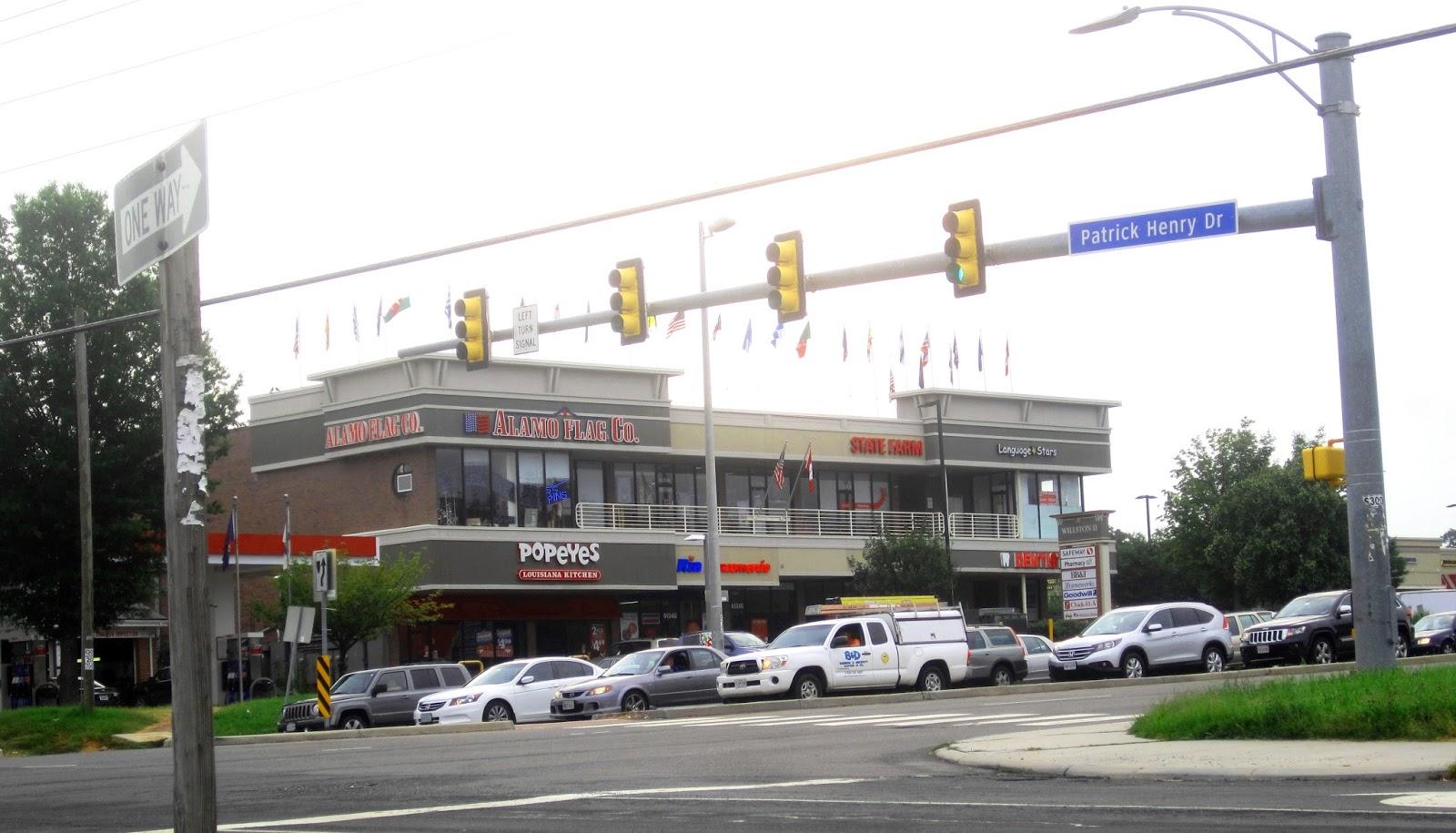 the annandale blog seven corners residents concerned about proposed zoning changes. Black Bedroom Furniture Sets. Home Design Ideas
