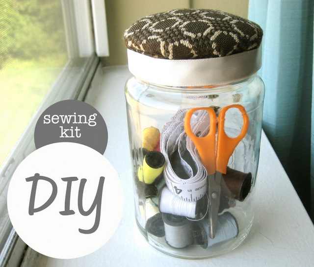 sewing kit diy