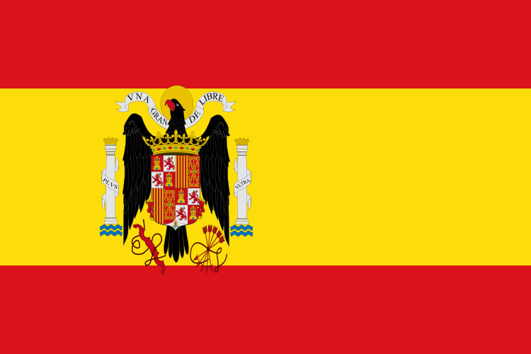 Graphhics National Flag of Spanish