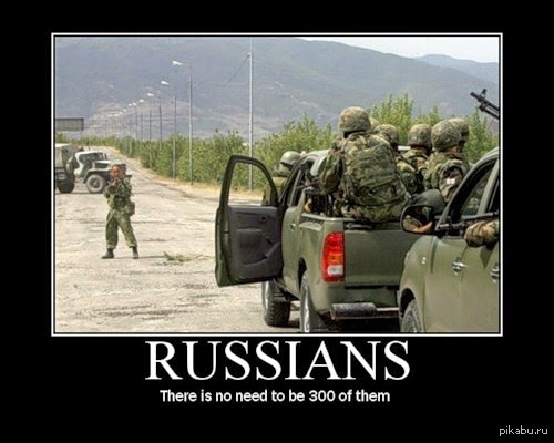 Did Russian 57