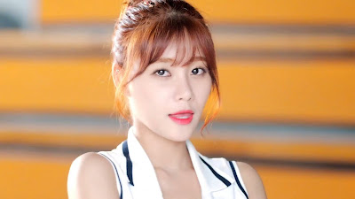 AoA Heart Attack Yuna